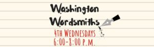 Washington Wordsmiths @ Washington Public Library